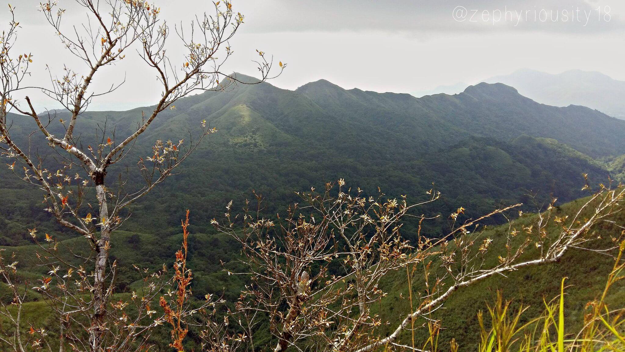 Mount Batulao at Nasugbu Batangas