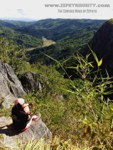 Zephyr at Mount Pamitinan