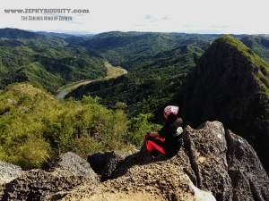Zephyr at Mount Pamitinan Dayhike