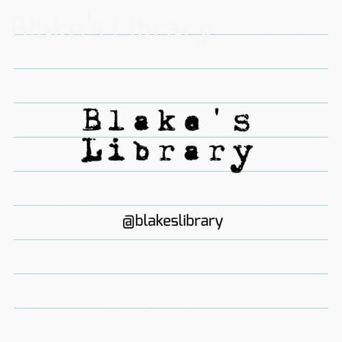 Blake's Library: Online One Stop Bookstore