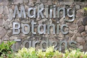 Makiling Botanical Garden, Los Baños, Laguna