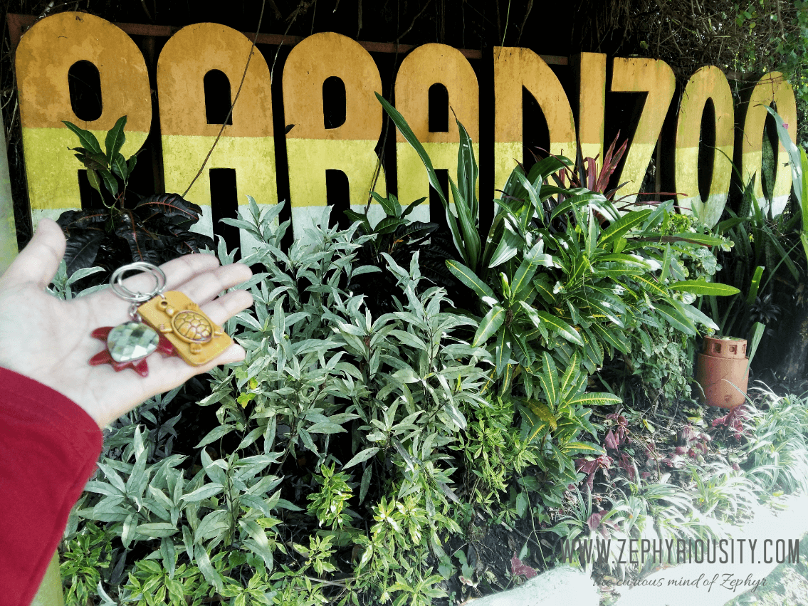 Paradizoo Day Tour at Mendez Cavite