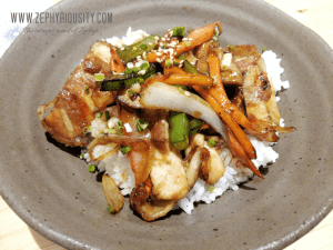 koku chicken teriyaki don