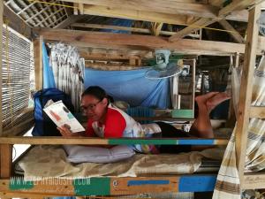 co-ed bunk beds the circle hostel zambales