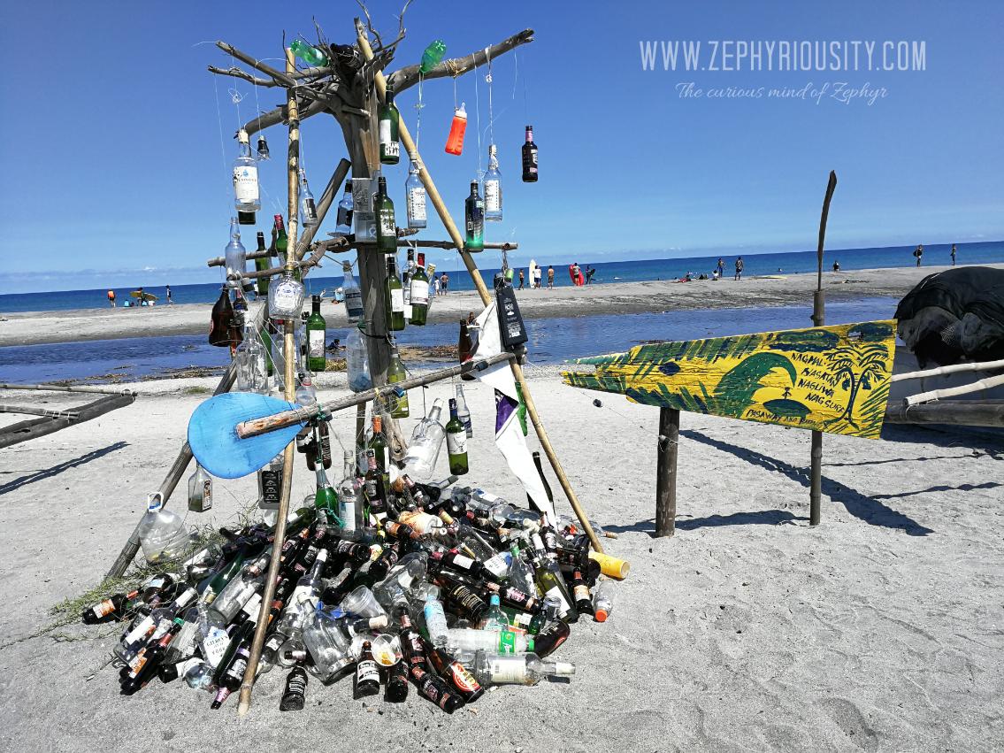 liwliwa zambales beach philippines