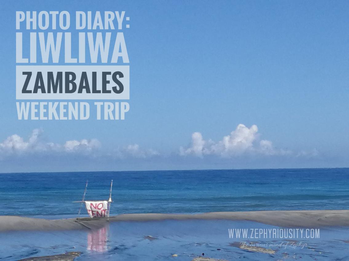 Photo Diary: Liwliwa Zambales Weekend Trip