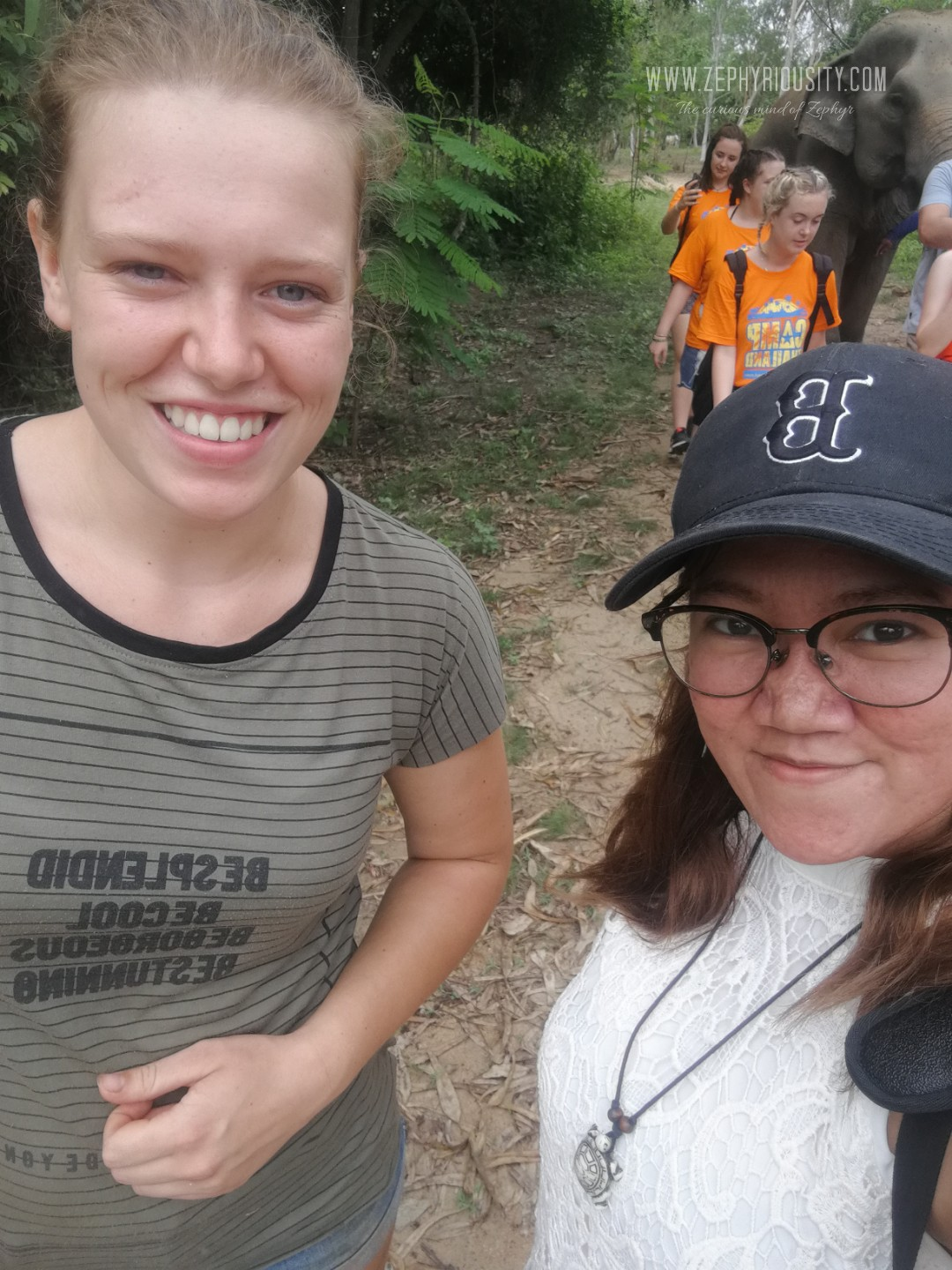 volunteer at wildlife friends foundation thailand with zephyriousity
