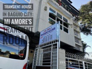 transient house in baguio city mi amores transient rooms