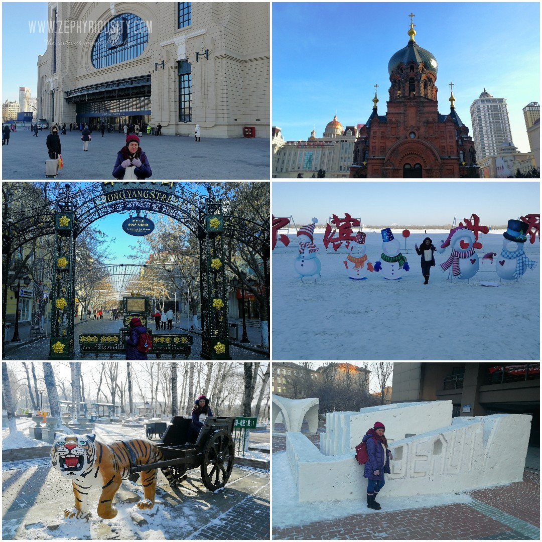 Day 3 at Harbin, China