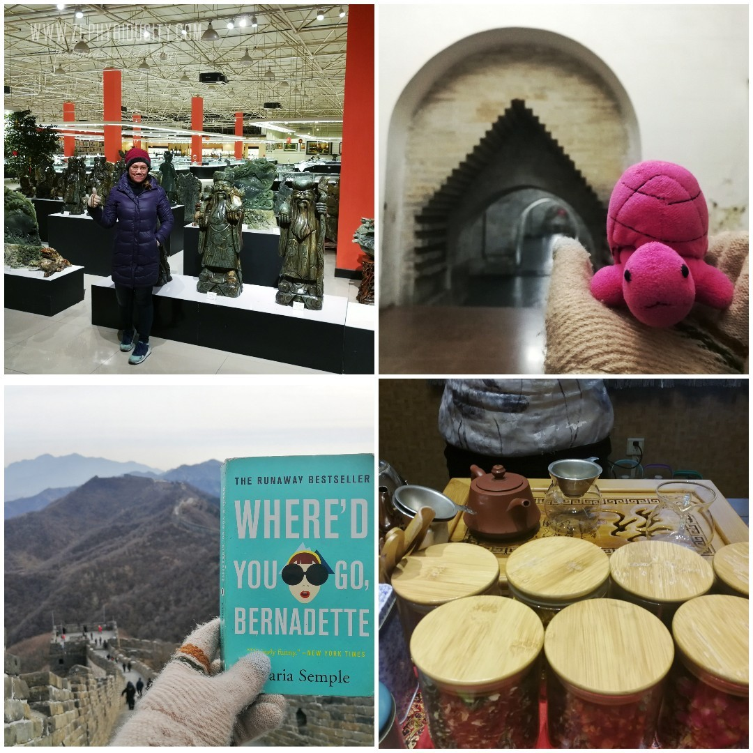 Day 5 National Stone Place – Jade Stone, The Ming Tombs, Mutianyu Great Wall