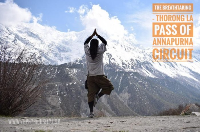 Guest Post: The Breathtaking – Thorong la Pass of Annapurna Circuit for 2020