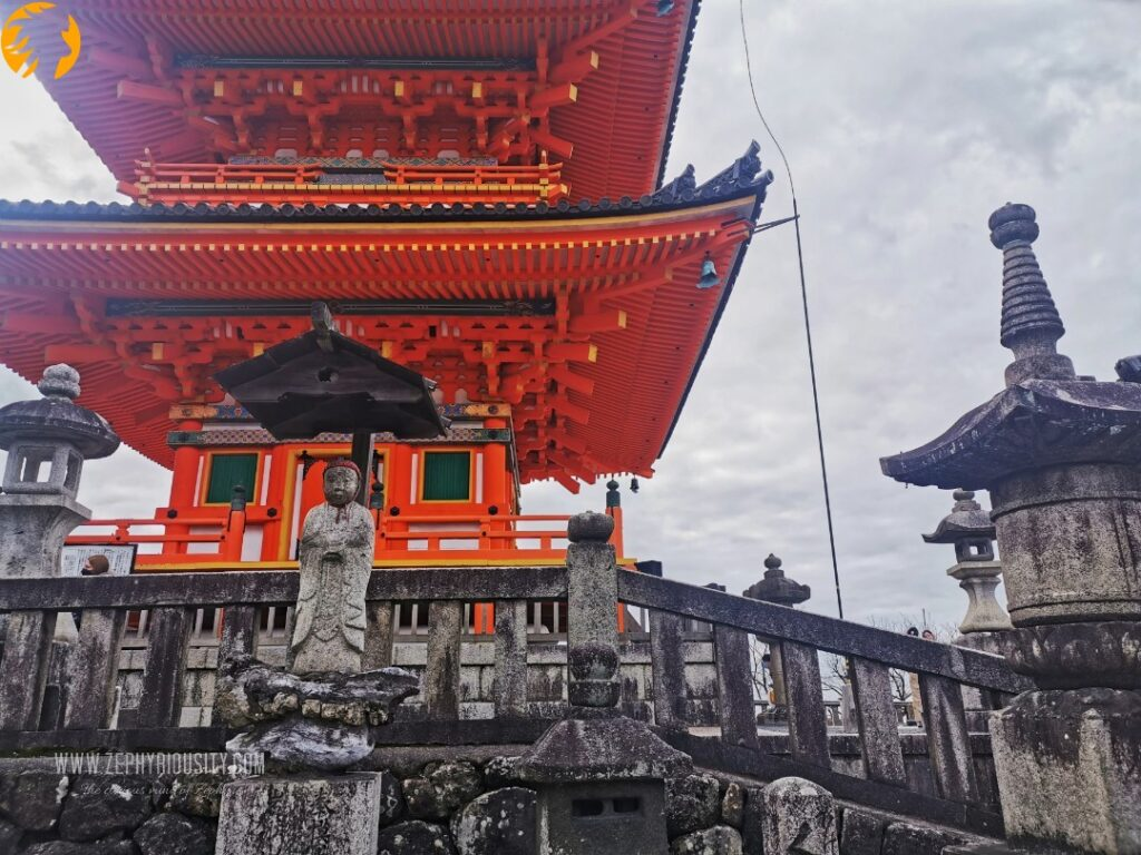 Jishu Shrine at Kiyomizu-dera